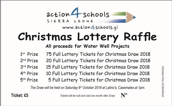 Christmas Lottery Ticket - Copy