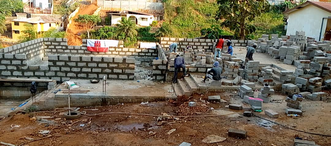January 2021 - Bricks started to be laid during the last week of January - this school will transform the lives of so many children, thank you for your amazing support !