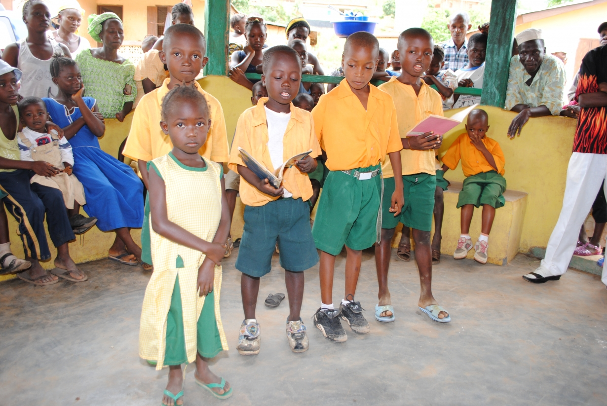 Kabala Primary 35