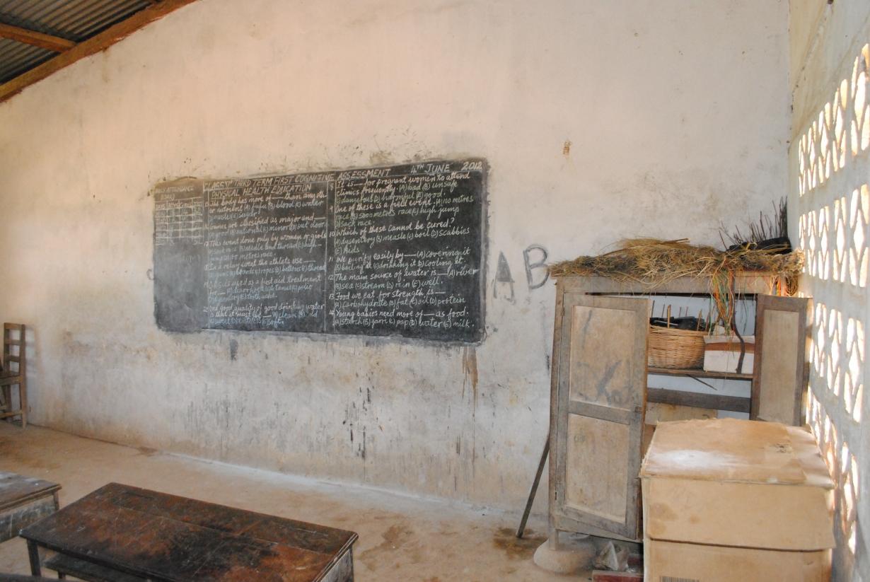 Newton Primary 5