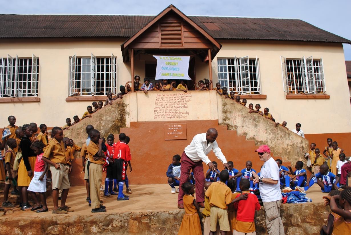Regent Primary 16