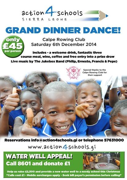 Dinner Dance Poster 8601 Appeal