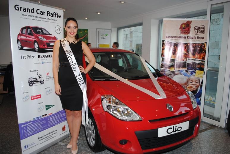 Miss Gib & Car