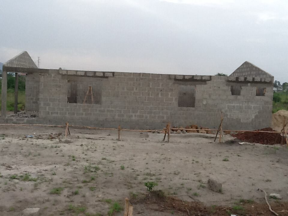 Heaven Homes ebola orphans home should be completed in a few months