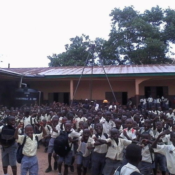 St Anthony's School (Brookfields, Freetown)