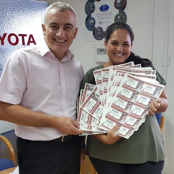 Christmas Lottery Raffles 2018
