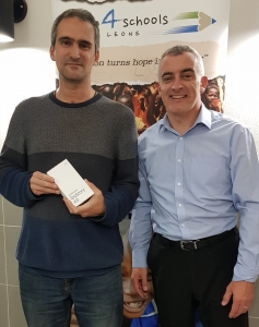 1st Prize winner ! Giovanni Mercieca