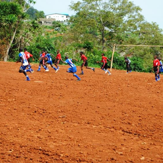 Football Field and Sport Ground (Regent Village)