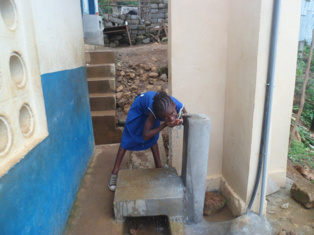 It costs £12 a month to provide water to a school !! Please consider setting up a regular standing order and help us provide clean water to more needy schools.
